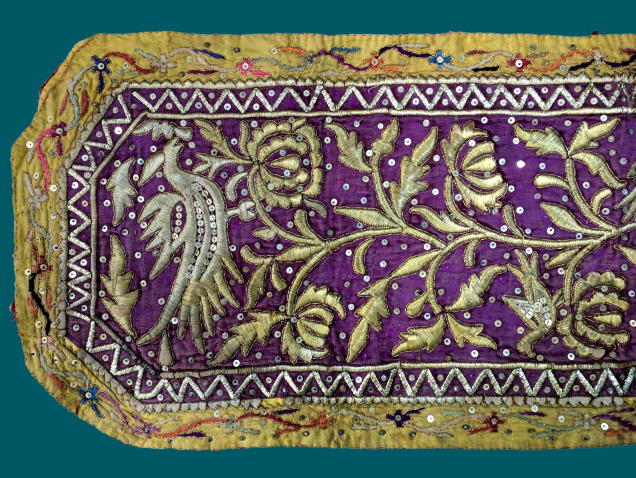 Antique Textile 2