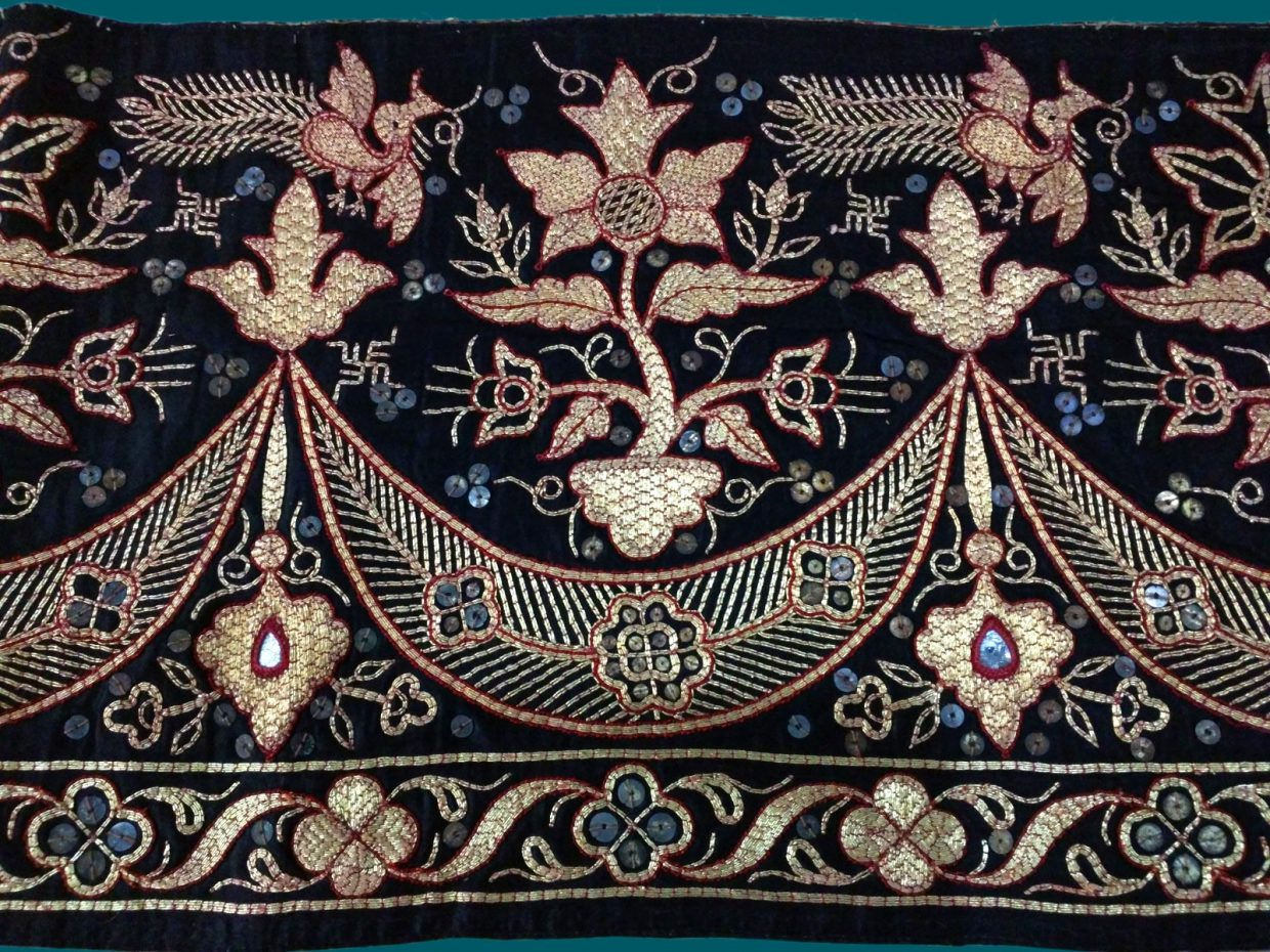 Antique Textile 3