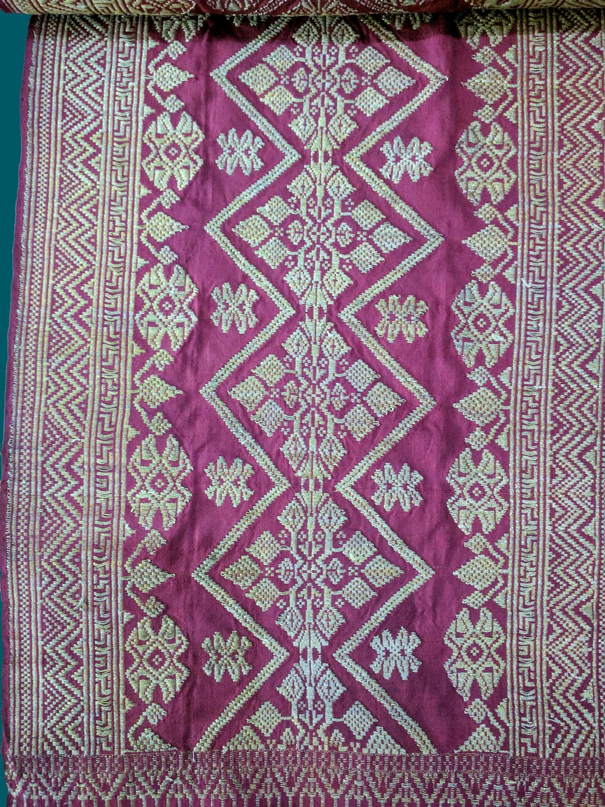 Antique Textile 4