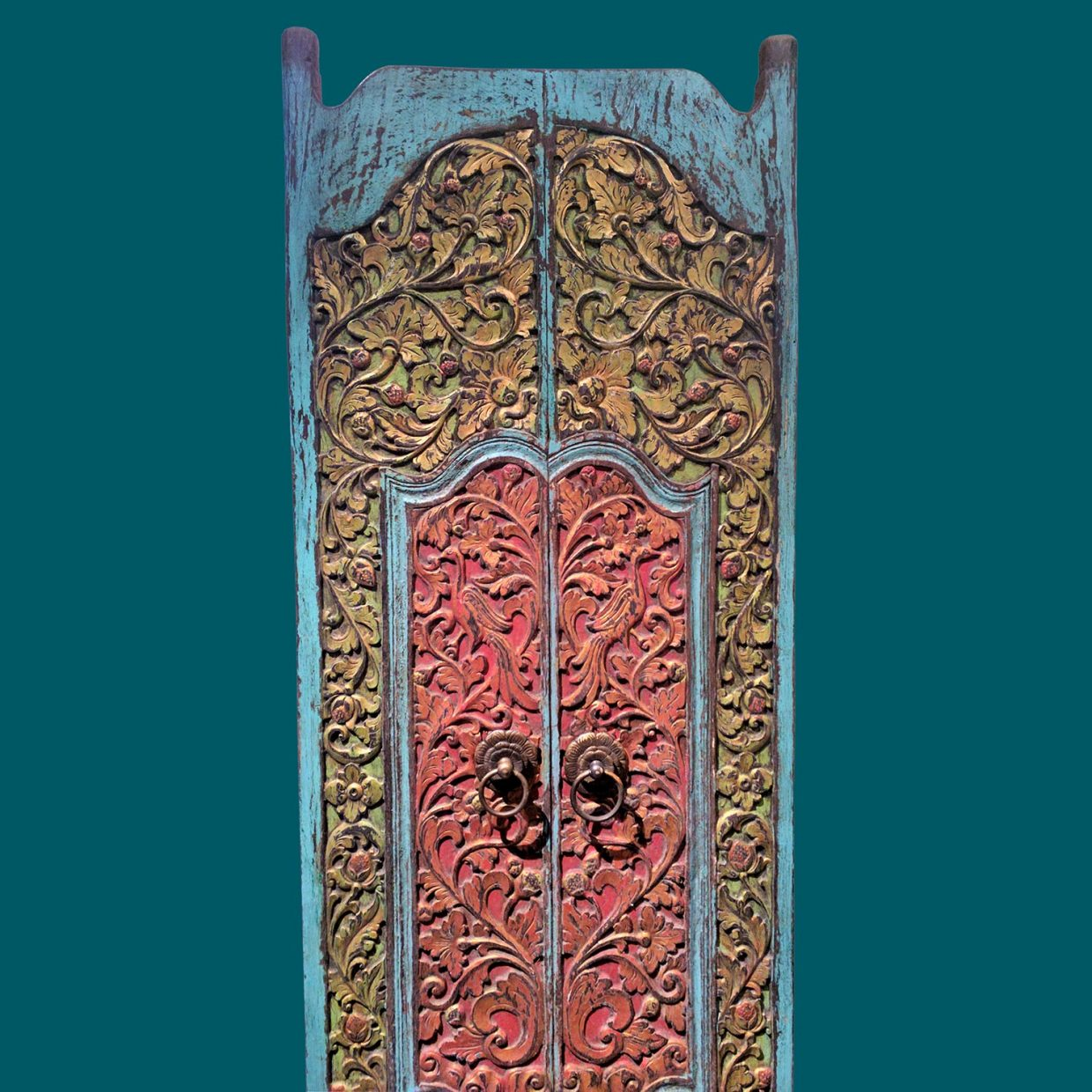 Balinese Carved Door