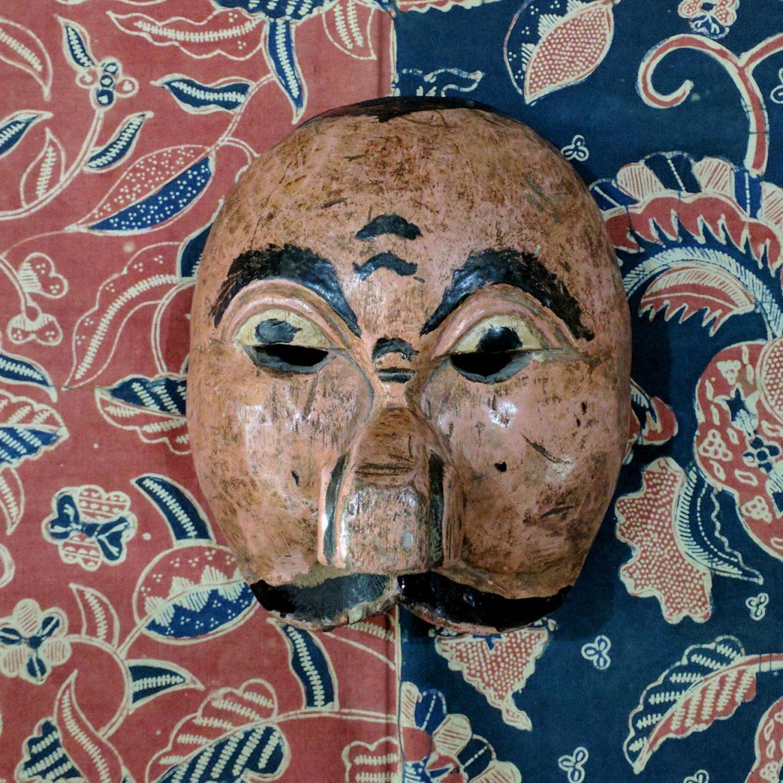 Balinese Mask 7
