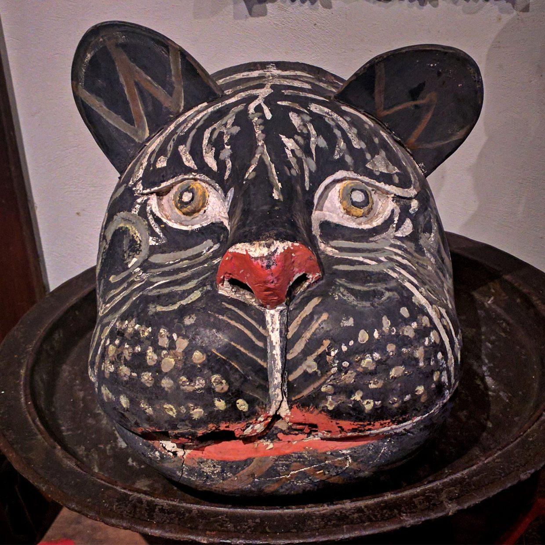 Balinese Tiger Mask