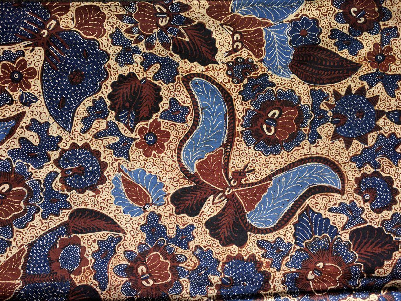 Batik Tulis Butterfly