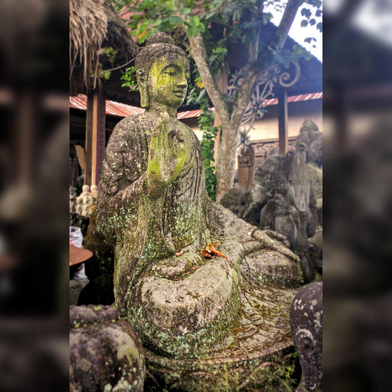 Buddha Stone Carved