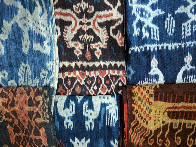 Sumba Ikat Textile 1