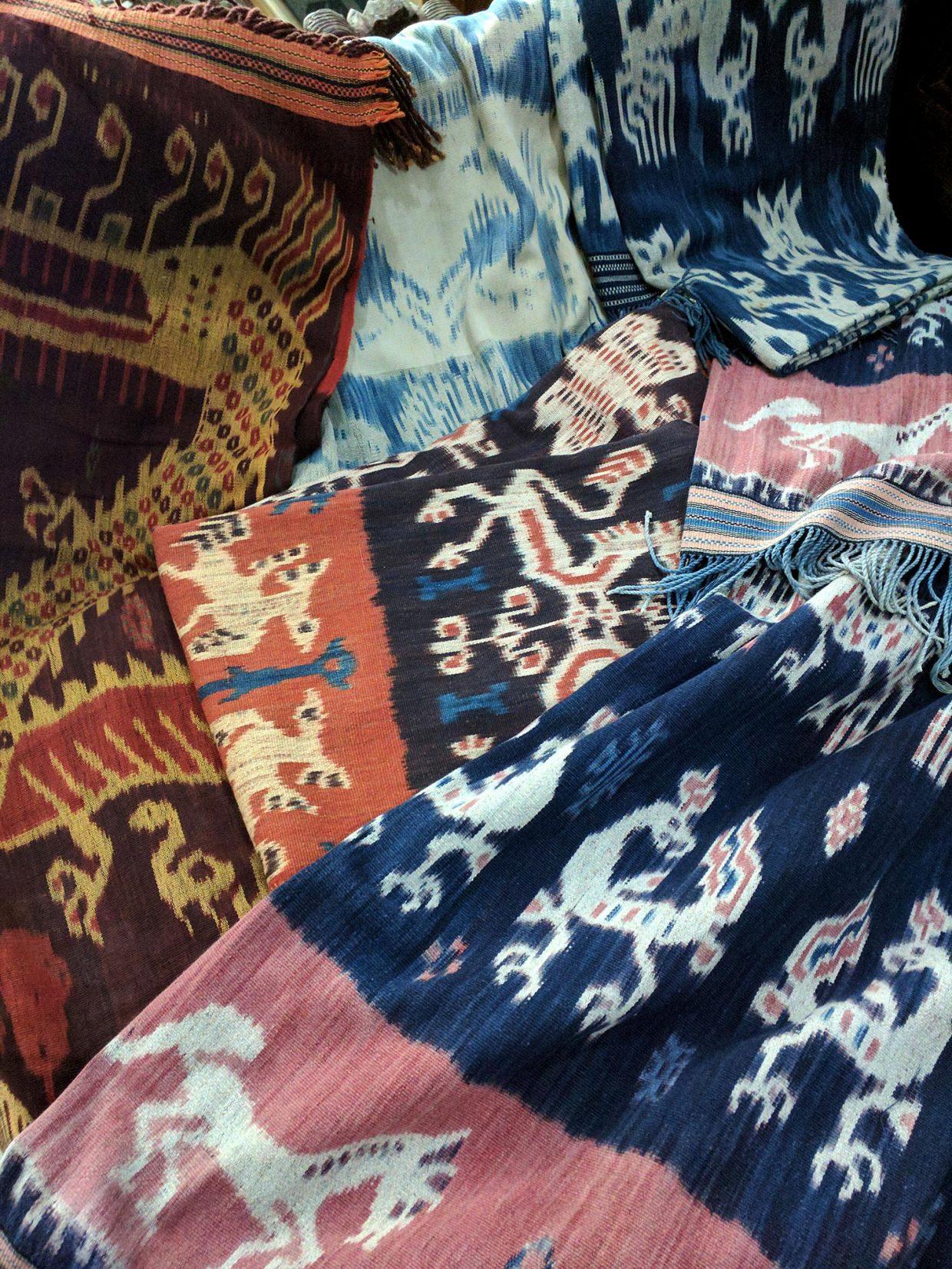 Sumba Ikat Textile 2