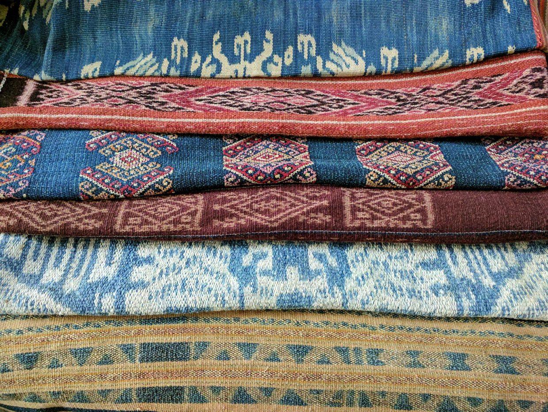 Vintage West Timor Woven Textiles
