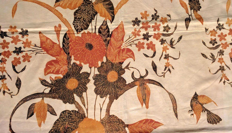 Antique Batik Tulis Pesisir from Pekalongan