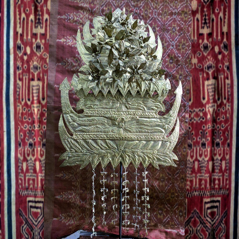 Sumatran Wedding Decoration