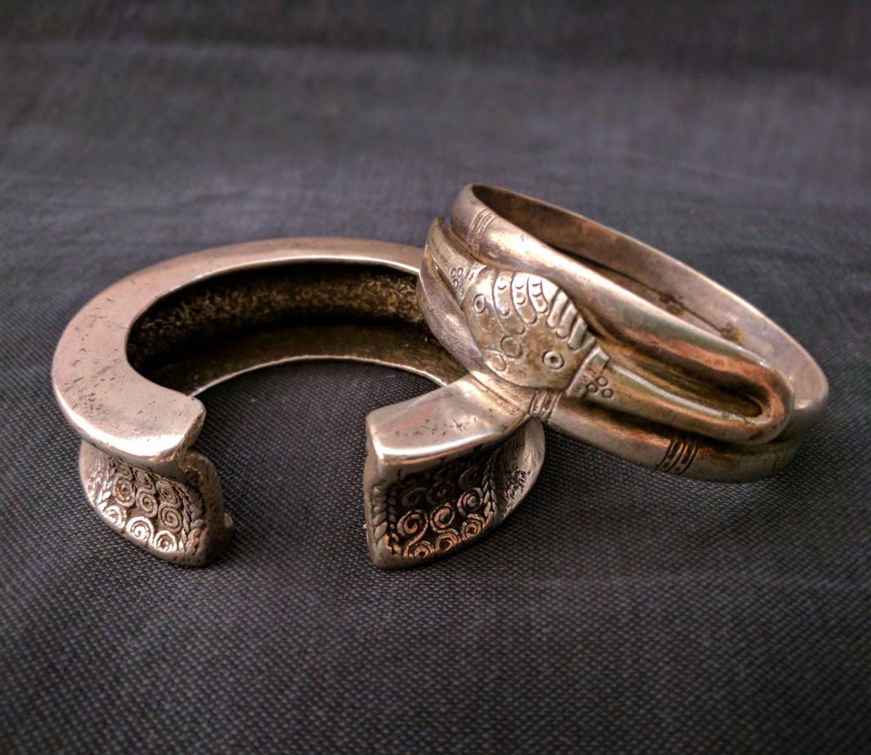 Timor Silver Bracelets